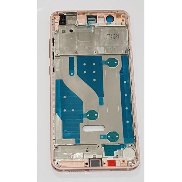 CARCASA FRONTAL DE LCD PARA HUAWEI P10 LITE - ROSA