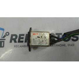 CONEXION A CORRIENTE TV SAMSUNG PS-42P3S NOISE FILTER ID-10AC-S (RECUPERADO)