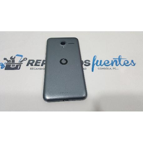 TAPA TRASERA ORIGINAL PARA VODAFONE SMART SPEED 6 VF795 GRIS - RECUPERADA