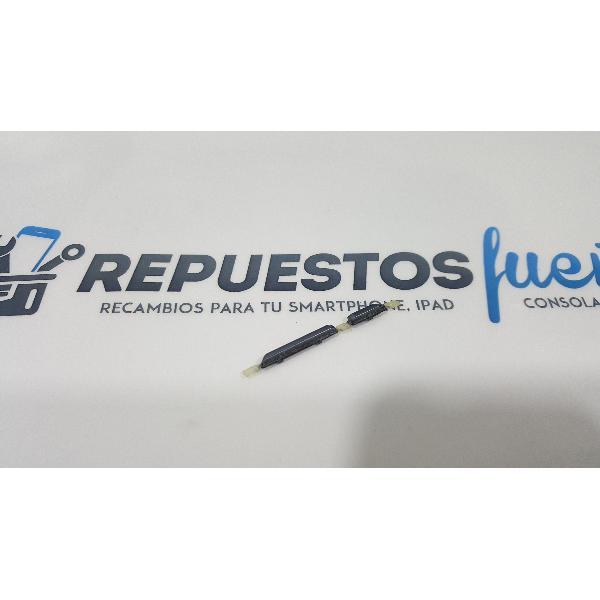 BOTONES DE TAPA ORIGINAL PARA VODAFONE SMART SPEED 6 VF795 GRIS - RECUPERADO