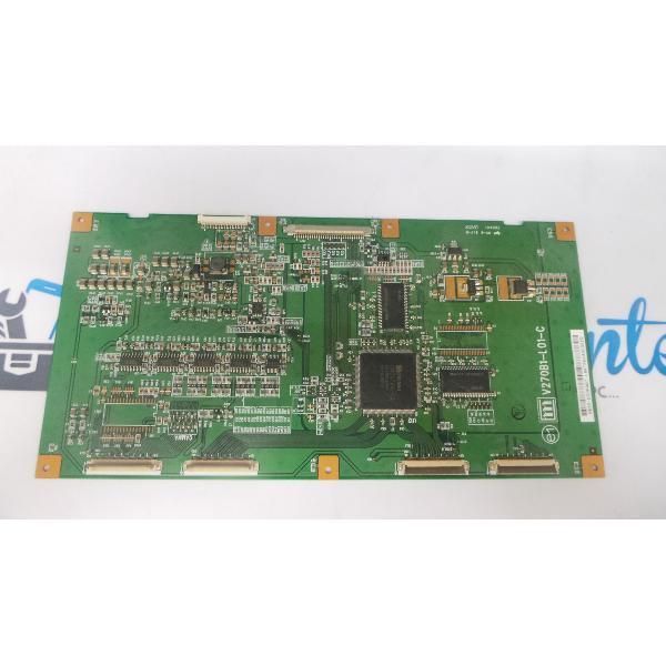 PLACA T-CON BOARD TV SAMSUNG LE27S71BX/XEC V270B1-L101-C - RECUPERADA
