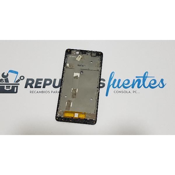 CARCASA FRONTAL DE LCD PARA WIKO PULP FAB 4G