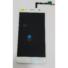 PANTALLA LCD DISPLAY + TACTIL PARA ZTE BLADE A610 PLUS - BLANCO