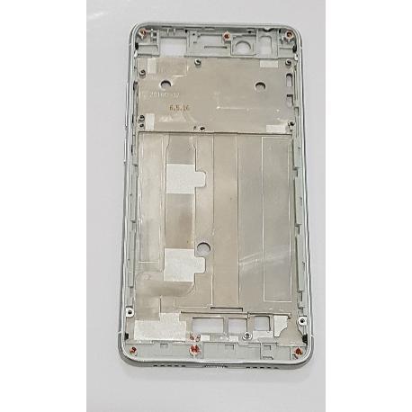 CARCASA FRONTAL DE LCD PARA ZTE NUBIA Z11 MINI / NX529 - BLANCA