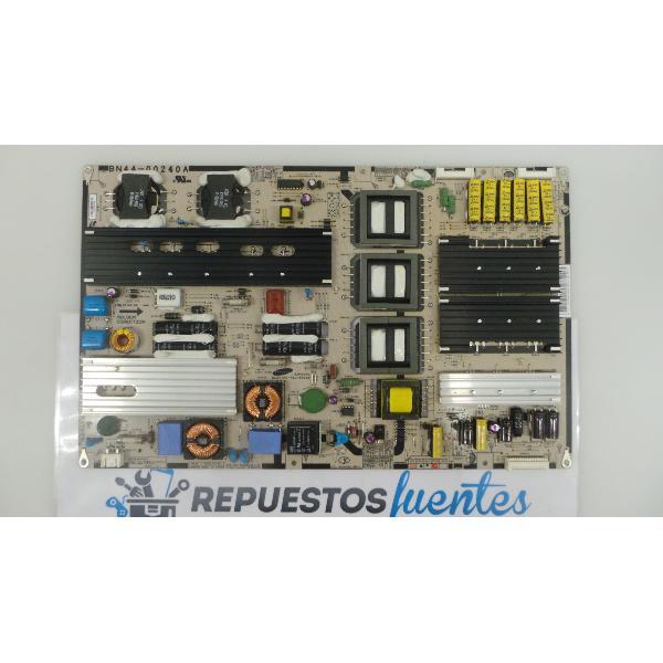 FUENTE DE ALIMENTACIÓN POWER SUPPLY TV SAMSUNG LE52A856S1M BN44-00240A - RECUPERADA