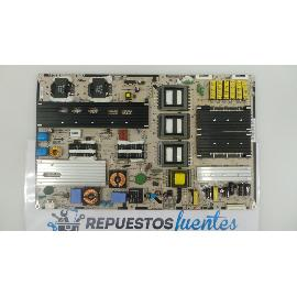 FUENTE DE ALIMENTACIÓN POWER SUPPLY TV SAMSUNG LE52A856S1M BN44-00240A - RECUPERADA