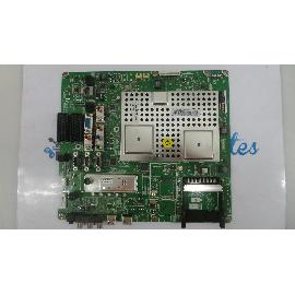 PLACA BASE MAIN BOARD TV SAMSUNG LE52A856S1M BN41-01063B - RECUPERADA