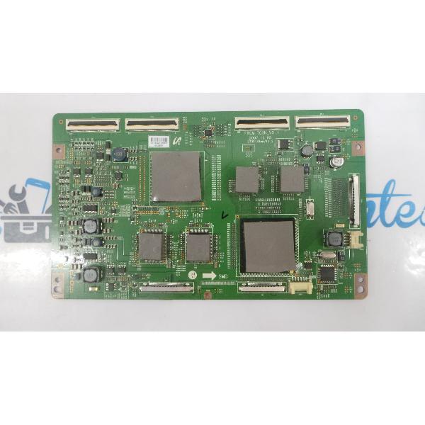 PLACA T-CON BOARD TV SAMSUNG LE52A856S1M FRCM_TCON_VV0.1 - RECUPERADA
