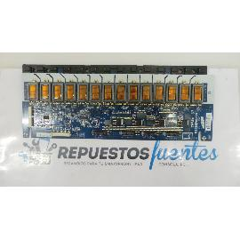 TABLERO INVERSOR MAESTRO TV SAMSUNG LE52A856S1M SSI520_28B01-M REV:0.3 MASTER - RECUPERADO