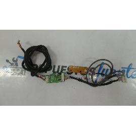 MODULO IR TV SAMSUNG LE52A856S1M BN41-01106A REV:V0.8 BN41-01104A REV: 0.3 - RECUPERADO