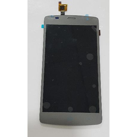 PANTALLA LCD DISPLAY + TACTIL TOUCH PARA ZTE BLADE L5 - GRIS
