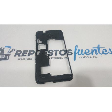 CARCASA INTERMEDIA ORIGINAL PARA VODAFONE SMART MINI 7 VFD300 - RECUPERADA