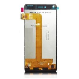 PANTALLA LCD DISPLAY + TACTIL PARA BQ AQUARIS U PLUS - BLANCA - / REMANUFACTURADA