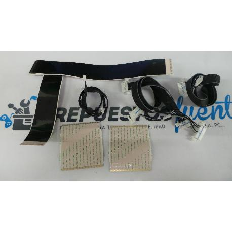 SET DE CABLES TV SAMSUNG UE48JU6410U