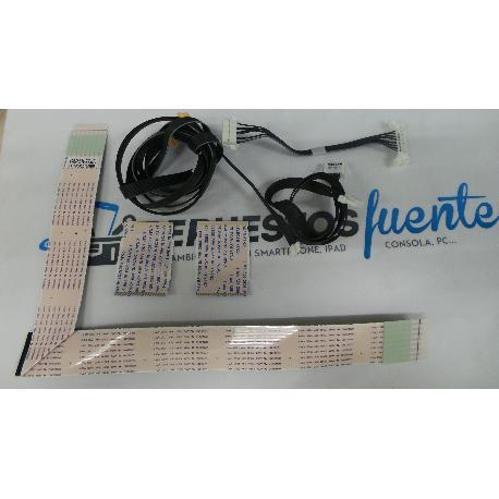 SET DE CABLES TV SAMSUNG UE48J6200AK