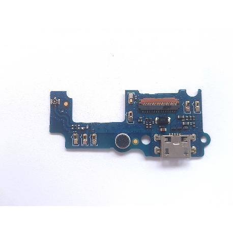 MODULO CONECTOR DE CARGA MICRO USB Y MICROFONO PARA HUAWEI Y6 PRO