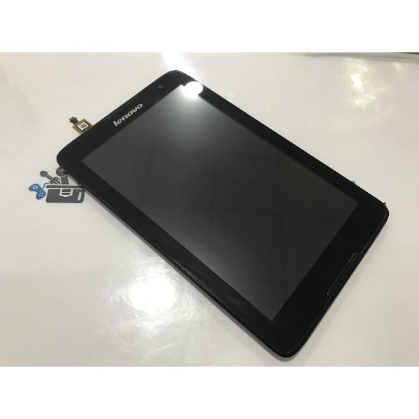 PANTALLA TACTIL + LCD DISPLAY CON MARCO ORIGINAL PARA TABLET LENOVO A8-50 A5500 - RECUPERADA