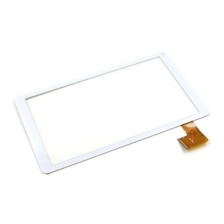PANTALLA TACTIL TABLET SPC DARK GLEE 10.1 1.2  ZYD101-19V01 - BLANCA