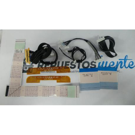 SET DE CABLES TV SAMSUNG UE48JU7500T