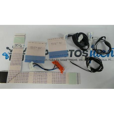 SET DE CABLES TV SAMSUNG UE48JU6060K