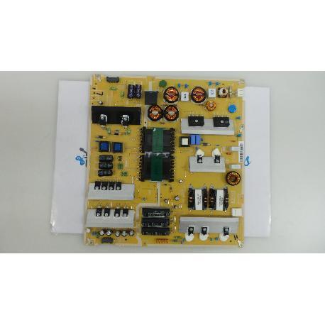 FUENTE DE ALIMENTACIÓN POWER SUPPLY TV SAMSUNG UE60JU6800K BN44-00860A L60SHN_FDY REV 1.3
