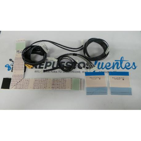 SET DE CABLES TV SAMSUNG UE48JU7000T