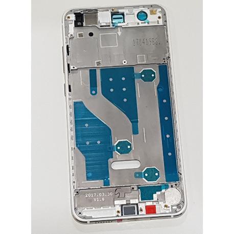 CARCASA FRONTAL DE LCD PARA HUAWEI P10 LITE - BLANCA