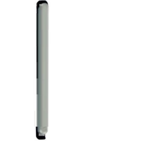 BOTON DE VOLUMEN PARA SAMSUNG SM-T820 GALAXY TAB S3 9.7 WIFI, SM-T825 GALAXY TAB S3 9.7 3G/LTE - NEGRA