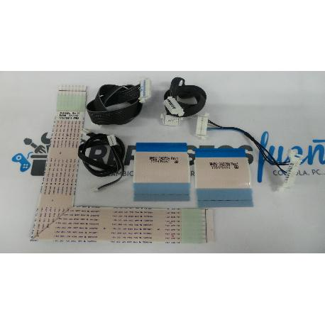SET DE CABLES TV SAMSUNG UE50JU6400W
