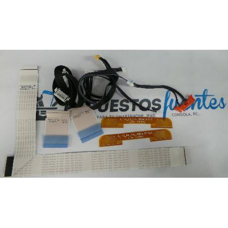 SET DE CABLES TV SAMSUNG UE48J6370SU