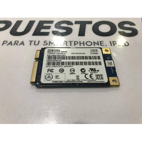 MODULO TARJETA DE MEMORIA 128 GB ORIGINAL PARA TABLET TOSHIBA WT310-10U  - RECUPERADO