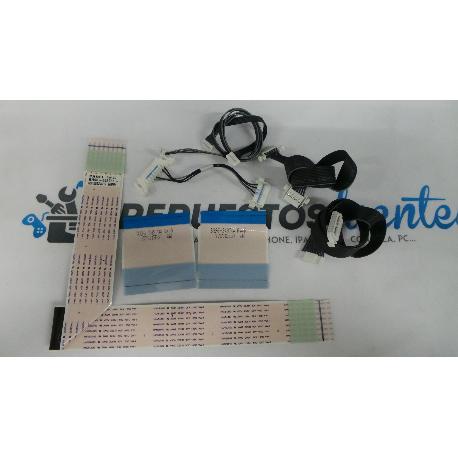 SET DE CABLES TV SAMSUNG UE48JU6510U