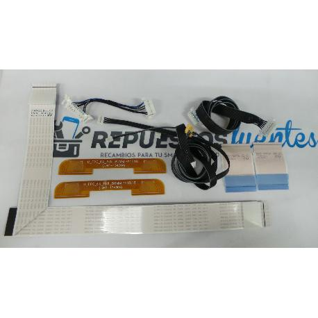 SET DE CABLES TV SAMSUNG UE48J6300AW