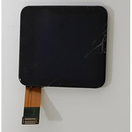 PANTALLA LCD DISPLAY + TACTIL ORIGINAL SONY SMARTWATCH 3 SWR50 -RECUPERADA CON TARA