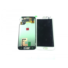 Pantalla Lcd Display + Tactil Original Samsung Galaxy S5 i9600 SM-G900 Blanca - RECUPERADA