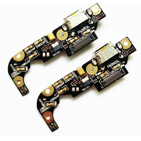 MODULO CONECTOR DE CARGA MICRO USB-C Y MICROFONO PARA ASUS ZENFONE 3 ZE552KL