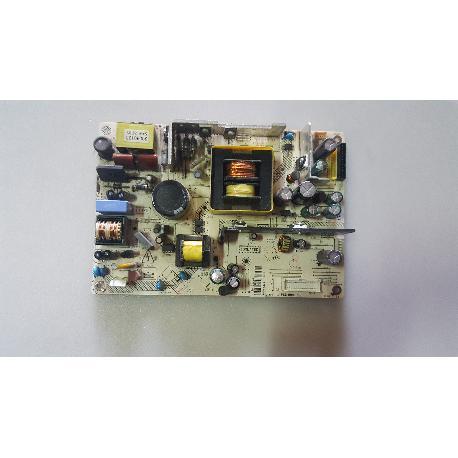 PLACA POWER SUPPLY BOARD 17PW26-4 TV OKI V37A-FHU - RECUPERADA