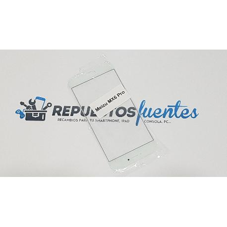 PANTALLA DE CRISTAL PARA MEIZU MX6 PRO - BLANCA