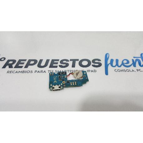 MODULO CONECTOR DE CARGA ORIGINAL PARA ZTE BLADE A512 - RECUPERADO