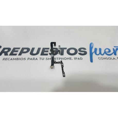 FLEX DE BOTONES ORIGINAL PARA ZTE BLADE A512 - RECUPERADO
