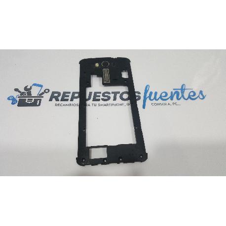 CARCASA INTERMEDIA ORIGINAL PARA ASUS ZENFONE 2 LASER ZE550KL / Z00LD - RECUPERADA