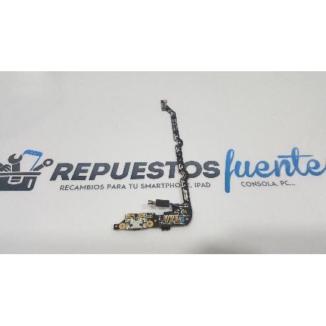 MODULO CONECTOR DE CARGA ORIGINAL PARA ASUS ZENFONE 2 LASER ZE550KL / Z00LD - RECUPERADO