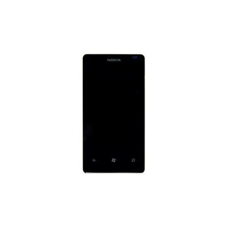 Pantalla completa + carcasa frontal Nokia 800 Lumia. ORIGINAL