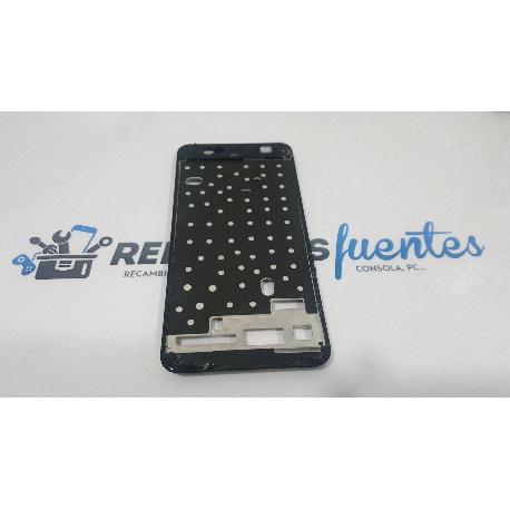 MARCO FRONTAL ORIGINAL PARA ASUS ZENFONE 3 MAX X008D ZC520TL - RECUPERADO