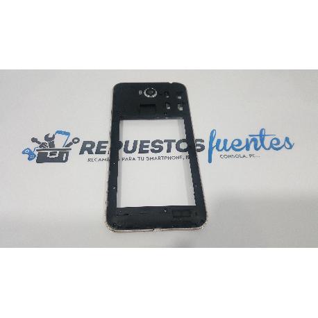 CARCASA INTERMEDIA ORIGINAL PARA ASUS ZENFONE MAX ZC550KL Z010D - RECUPERADA