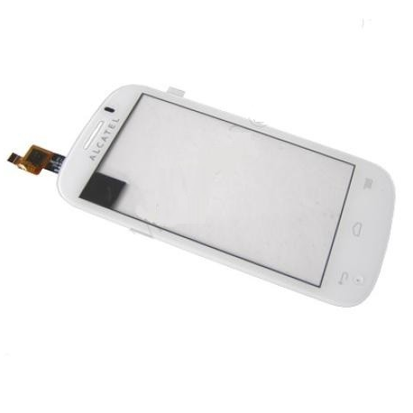 Pantalla Tactil Original Alcatel One Touch Pop C3 OT4033 Blanca