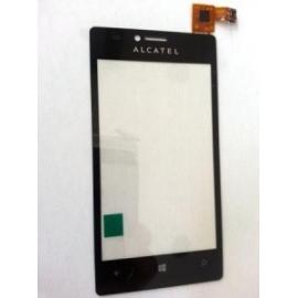 Pantalla Tactil Original Alcatel One touch OT-5040 OT5040X Negra