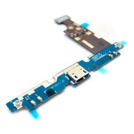 Flex Conector Carga + Microfono para LG D505 Optimus F6