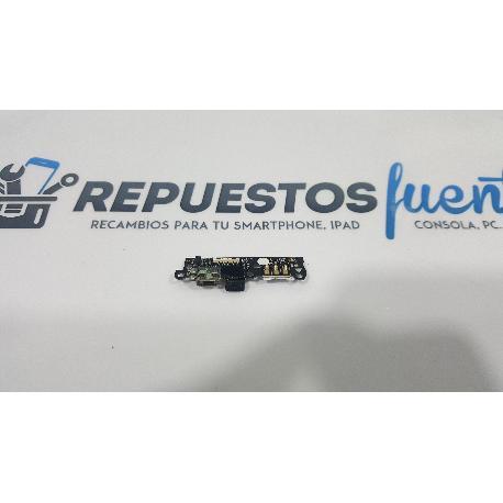 MODULO CONECTOR DE CARGA ORIGINAL PARA ASUS ZENFONE 6 T00G - RECUPERADO