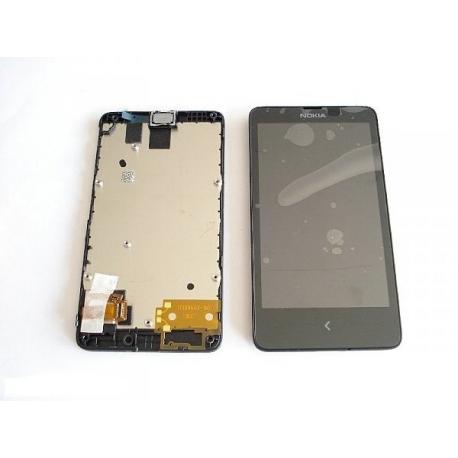 Repuesto Pantalla Tactil + Lcd Original Nokia X android